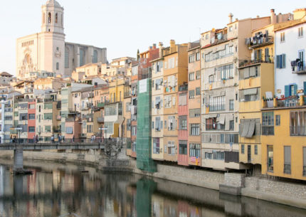 GIRONA, ANCIENT CHARM AND LEGENDS