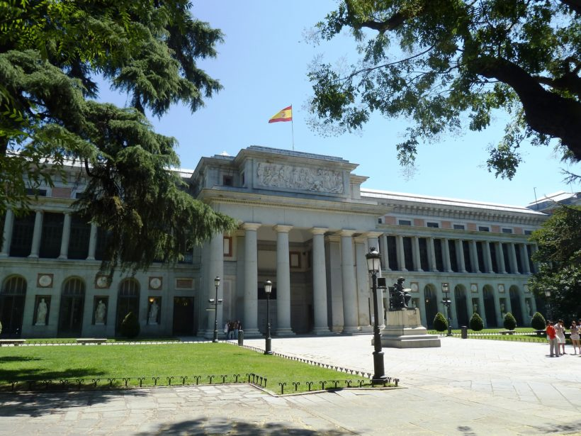Prado Museum of Madrid tour