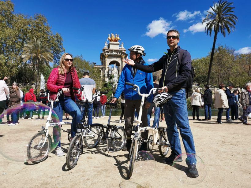 La Ciudadela by bike tour