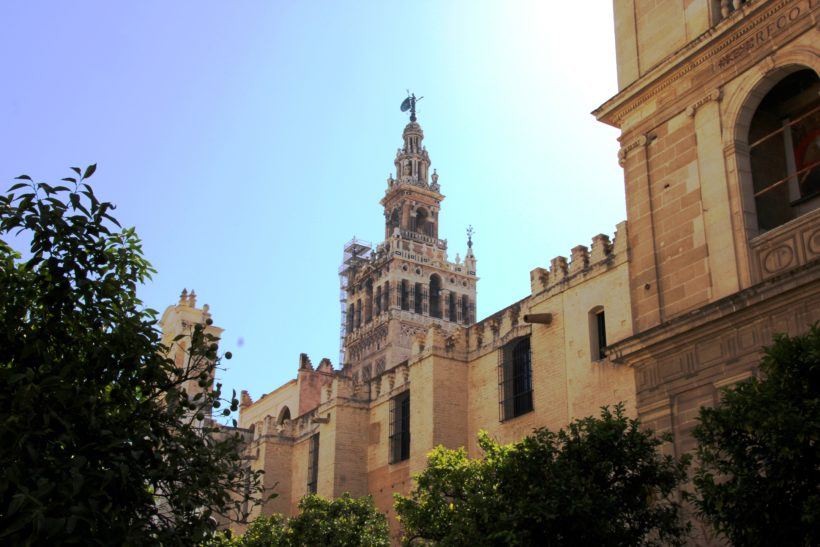 The Giralda Minaret